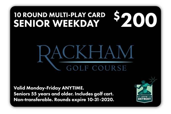 Rackham Multi-Play Card
